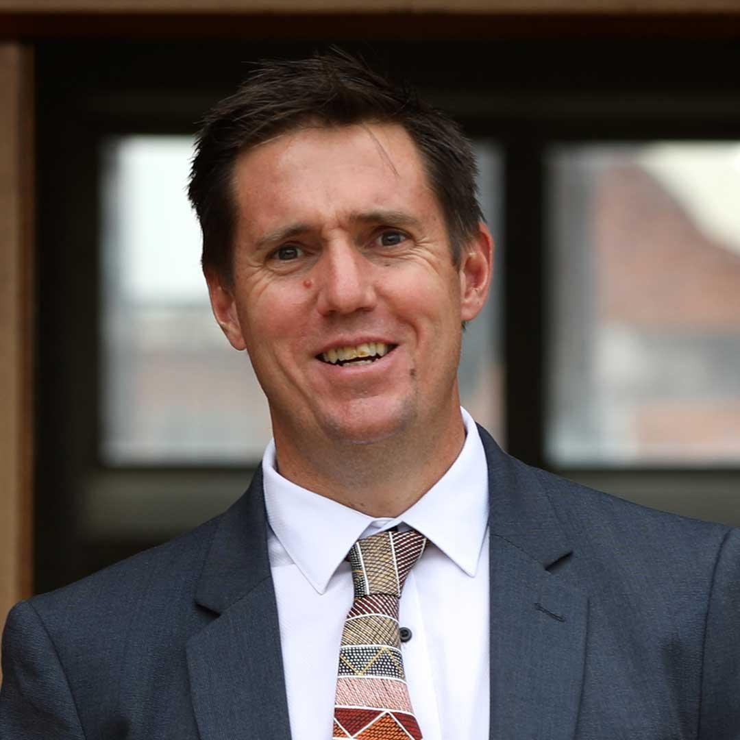 Lindsay Luck - Headmaster | St Stanislaus' Secondary College, Bathurst NSW