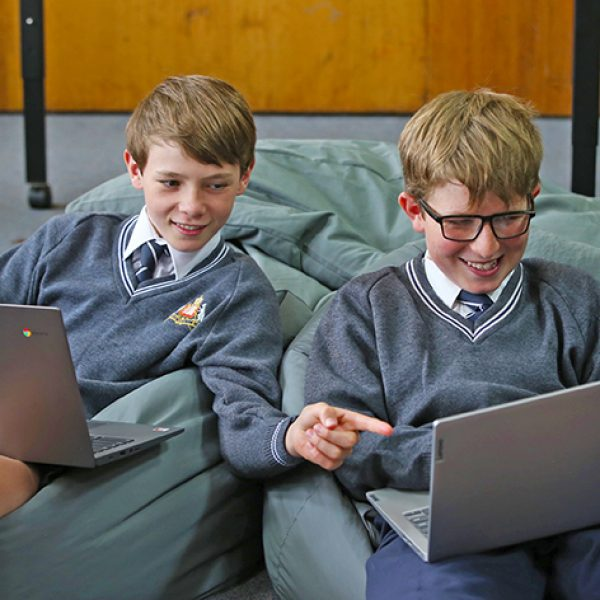 Year 7 students | St Stanislaus' Secondary College, Bathurst NSW
