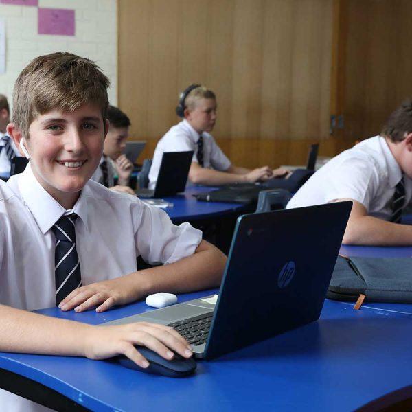 Digital Classrooms | St Stanislaus' Secondary College, Bathurst NSW