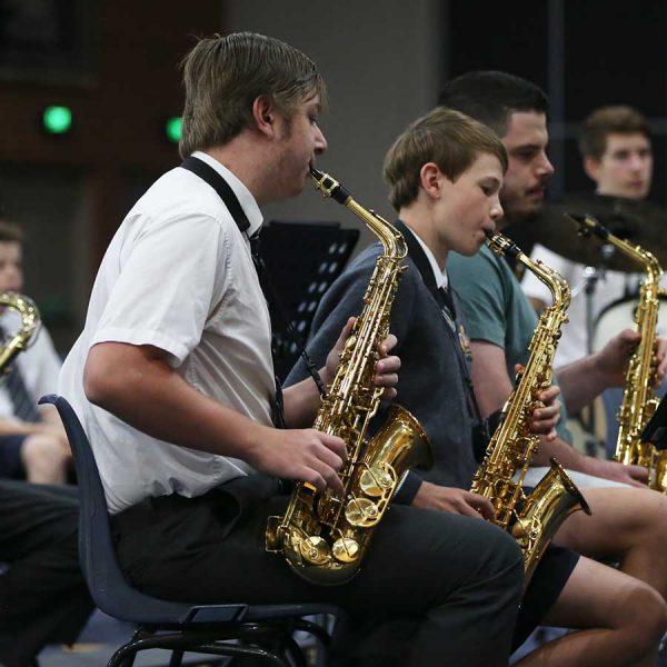 Brass Band | St Stanislaus' Secondary College, Bathurst NSW