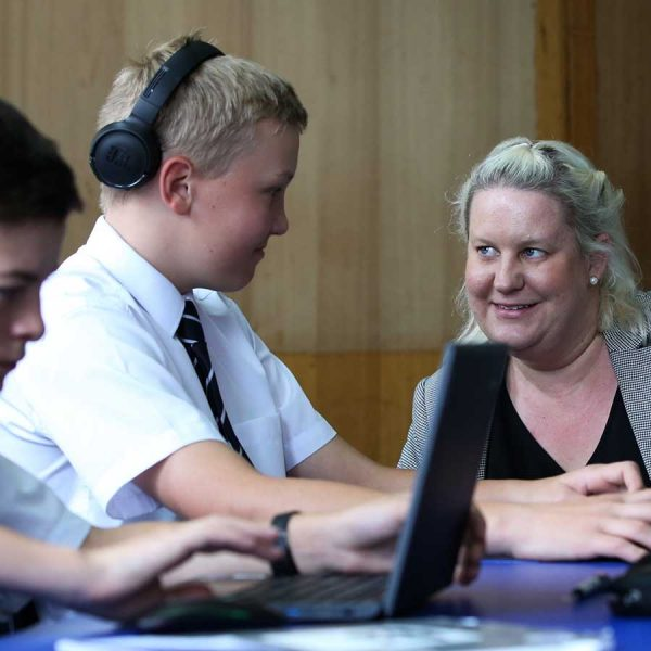 One-to-one Teacher Student Instruction | St Stanislaus' Secondary College, Bathurst NSW
